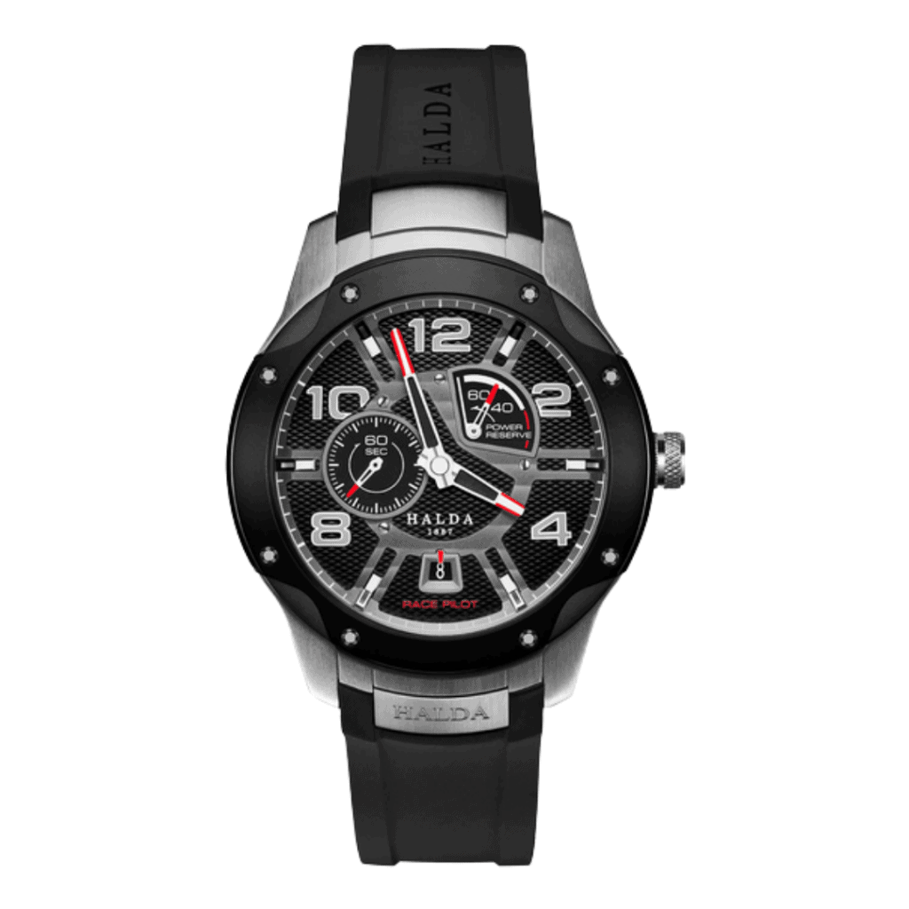 Watch from Halda Watch Co.