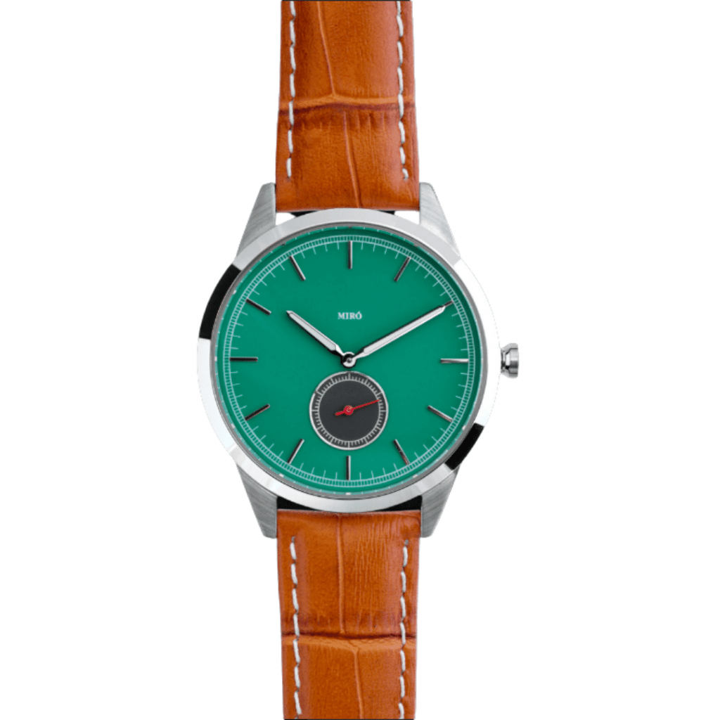 Dress watch from Miró Watches.