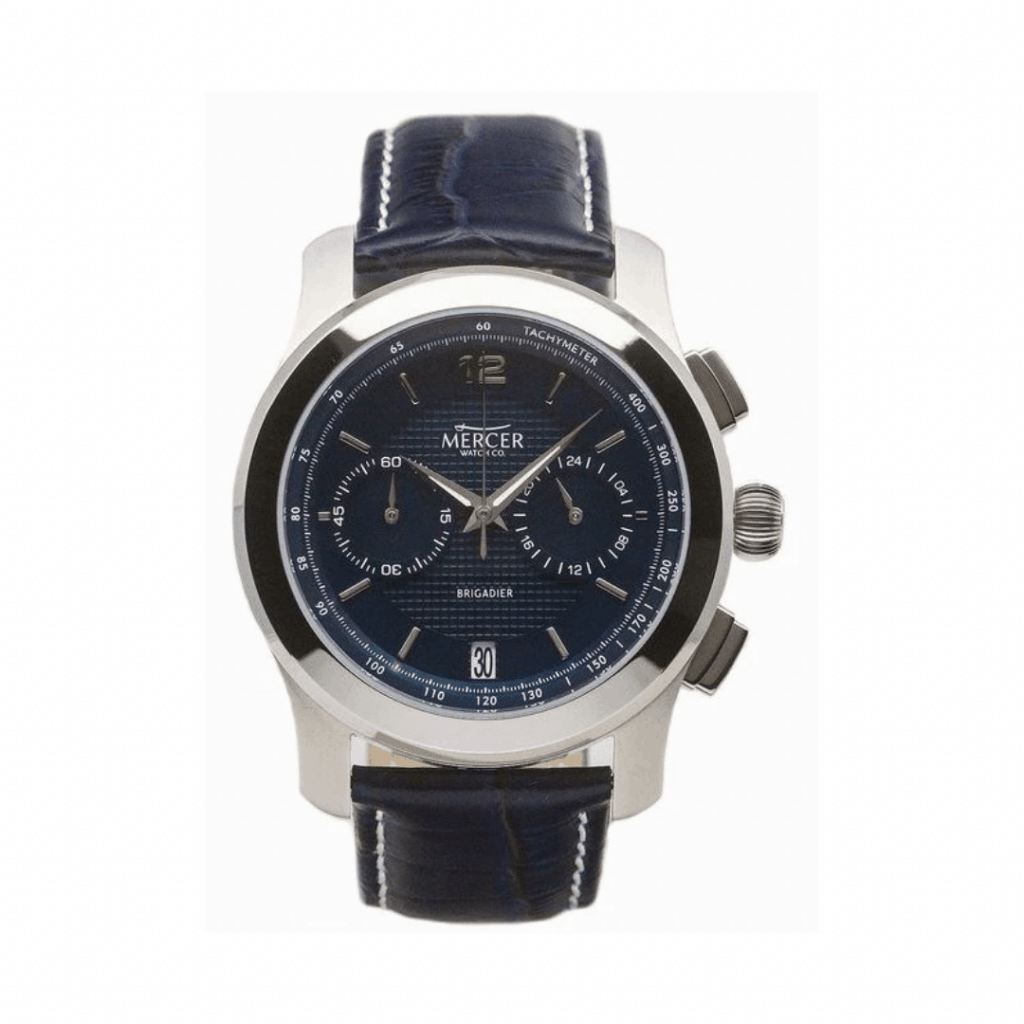 Chronograph from Mercer Watch Co.