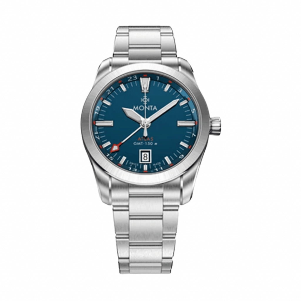 Atlas collection watch from MONTA American watch brand.