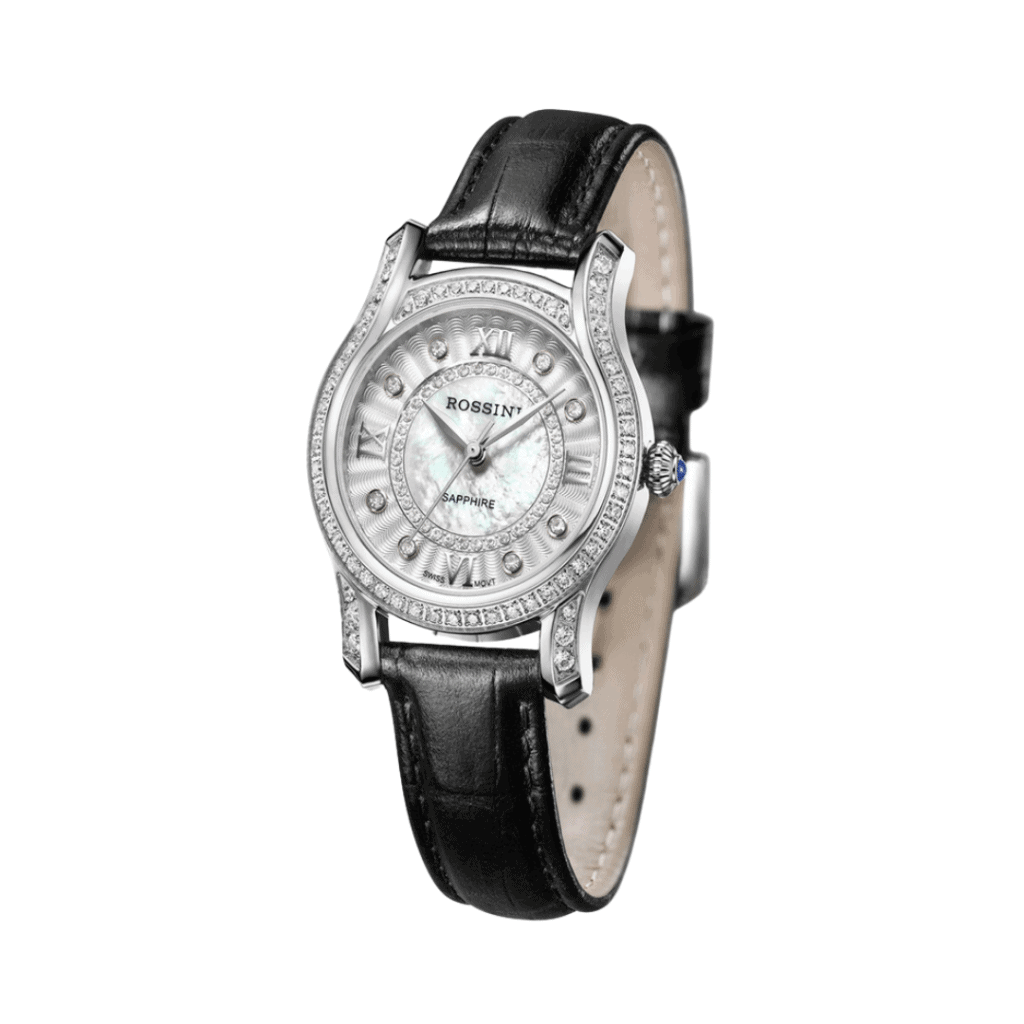 Ladies dress watch from Chinese watch brand Rossini.