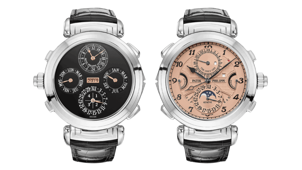 Patek Philippe Grandmaster Chime Ref. 6300A-010 sold at watch auction