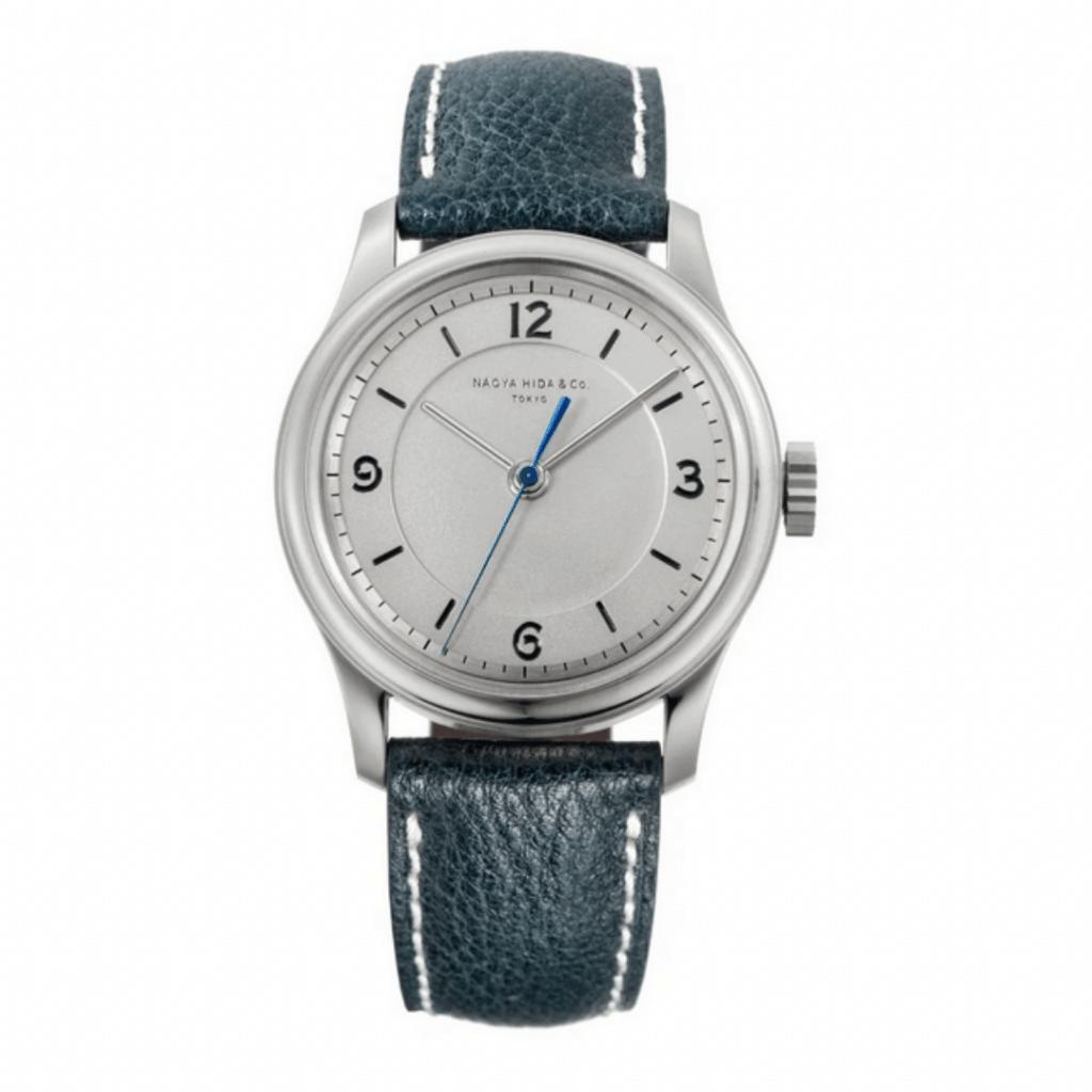 A dress watch from Japanese watchmaker Naoya Hida.