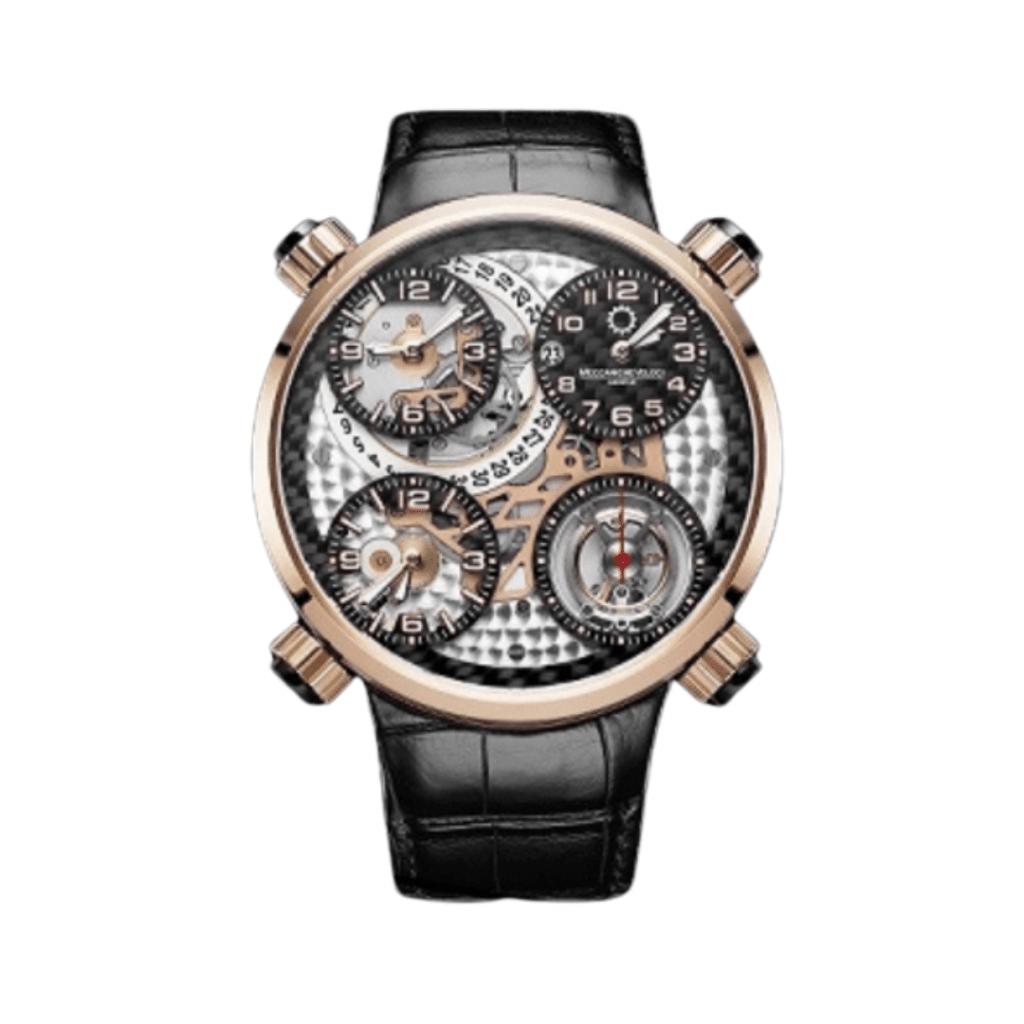 Watch from Meccaniche Veloci an Italian watch brand.