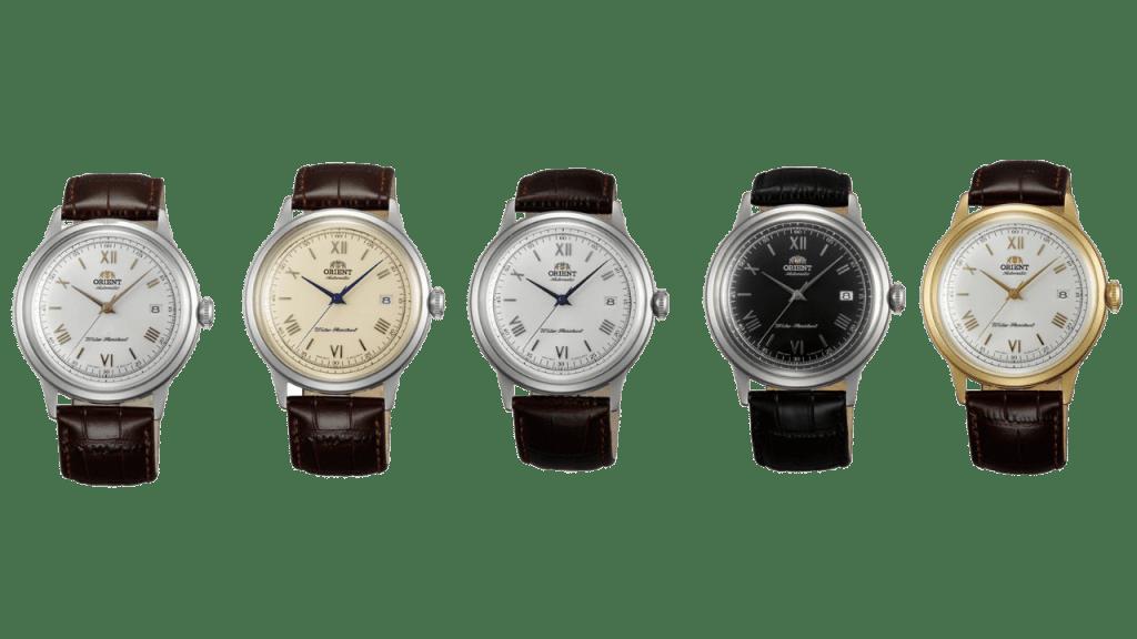 Photo of Orient Bambino Version 2 dress watches