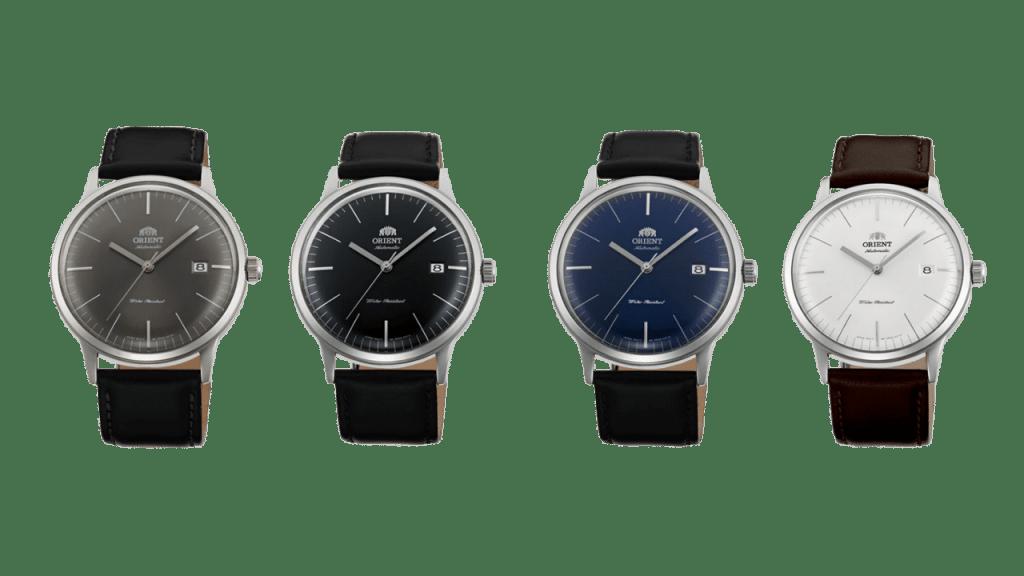 Photo of Orient Bambino Version 3 dress watches