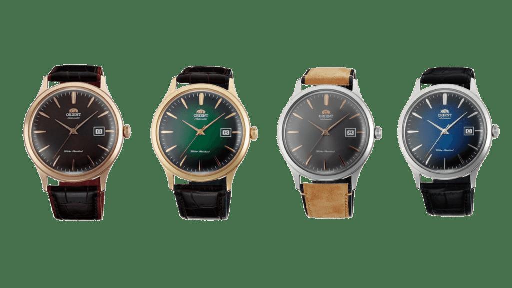 Photo of Orient Bambino Version 4 dress watches