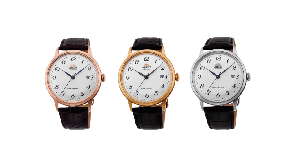 Photo of Orient Bambino Version 5 dress watches