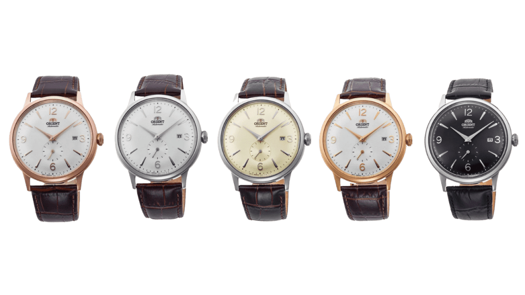 Photo of Orient Bambino small seconds dress watches