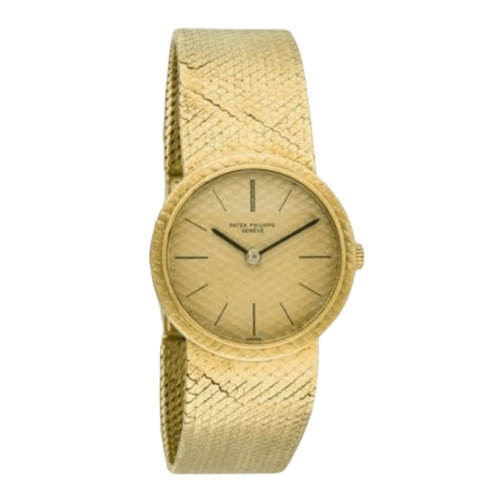 Photo of a Patek Philippe Ref. 3618 watch