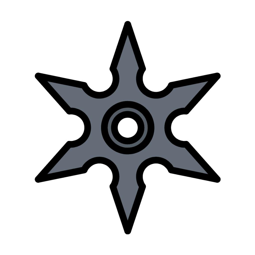 An image of a Shuriken