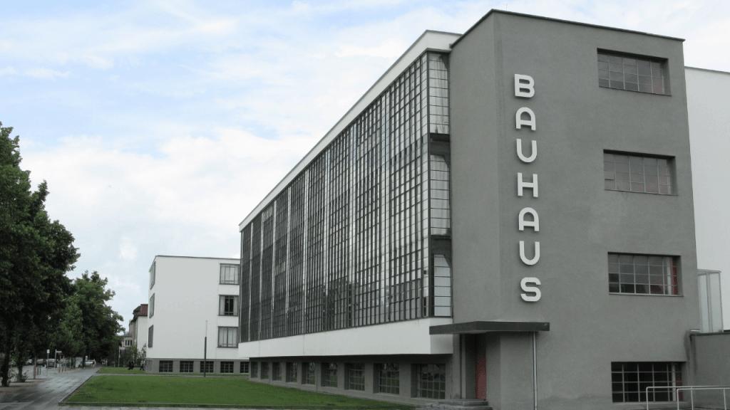 Bauhaus School building