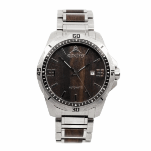 Wooden watch from Canadian watch brand; Konifer Watches