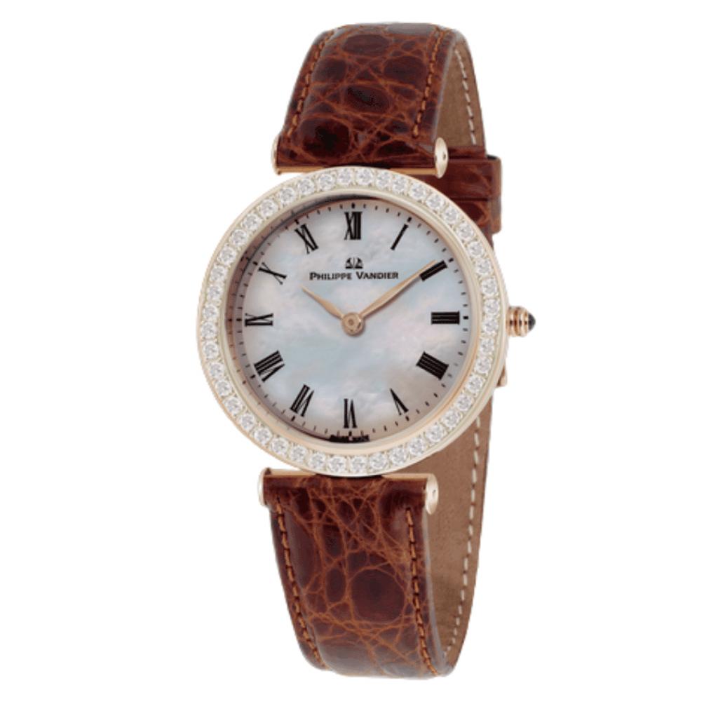 Rívoli Dyel Diamonds watch from Philippe Vandier.